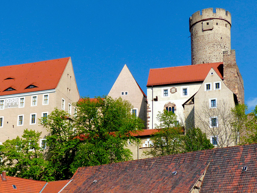 Sächsisches Burgenland