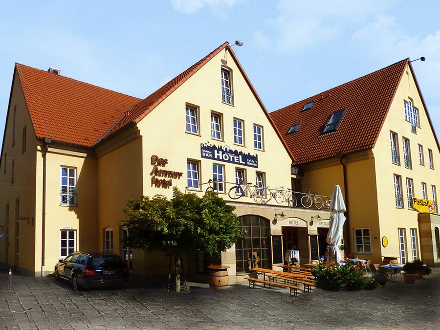 Meister BÄR HOTEL Mainfranken