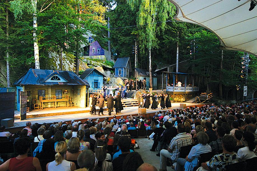 Luisenburgfestspiele Kultur & Genuss