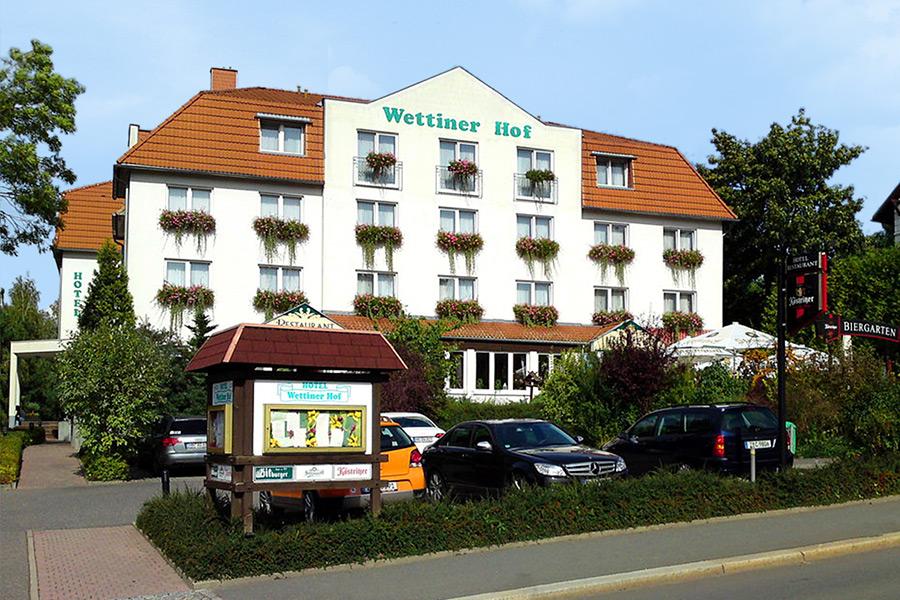 Meister BÄR HOTEL Sächsisches Burgenland